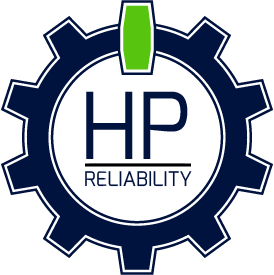 HP Reliability, an Eruditio LLC company. Logo